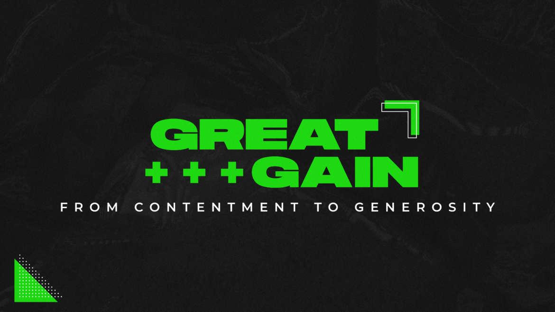 Great Gain pt 2