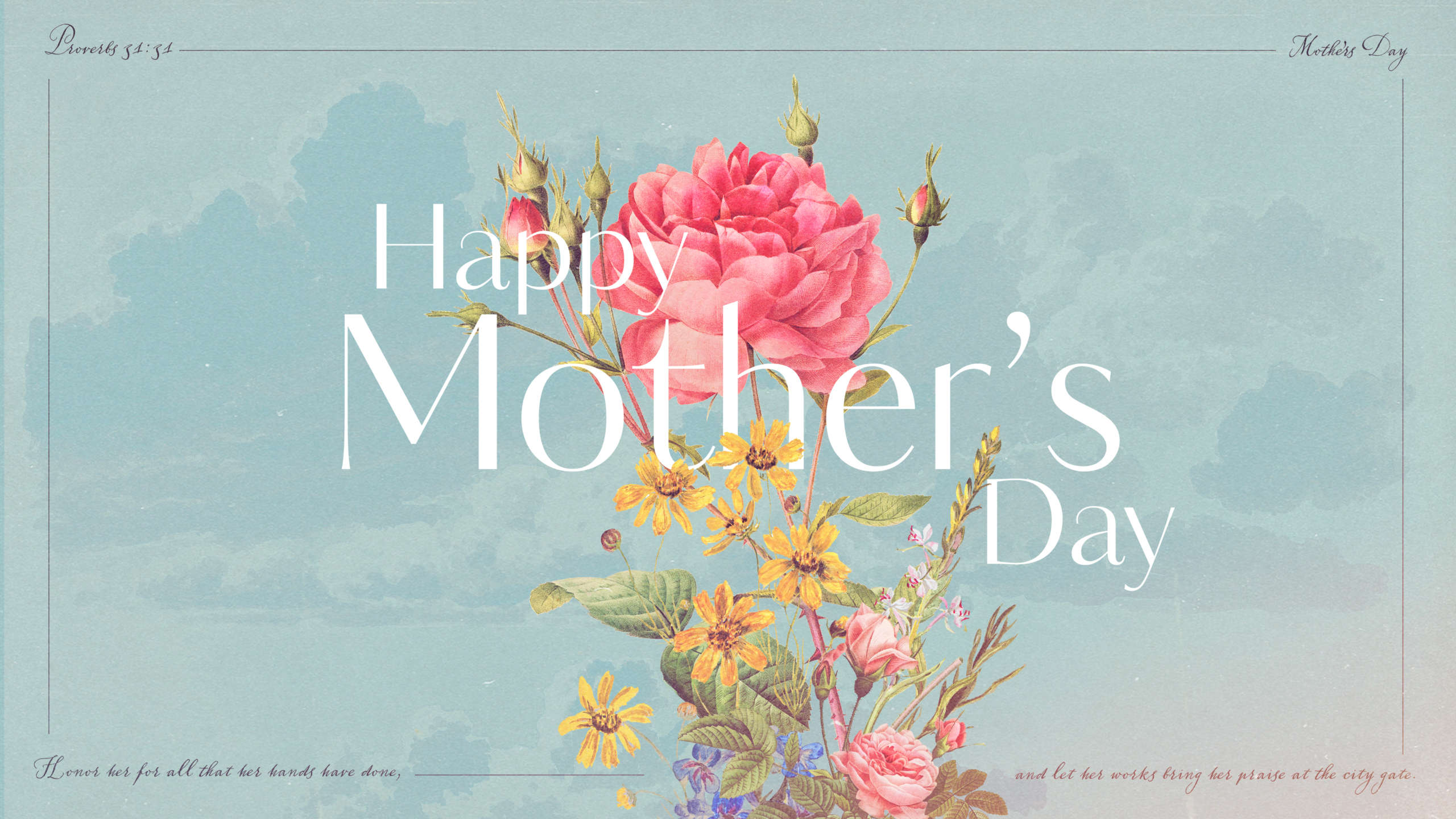 Mother's Day 2021