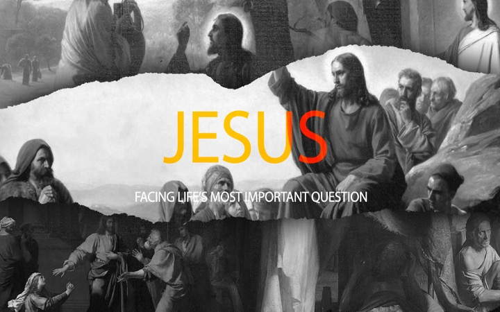 Jesus Facing Life's Most Important Questions